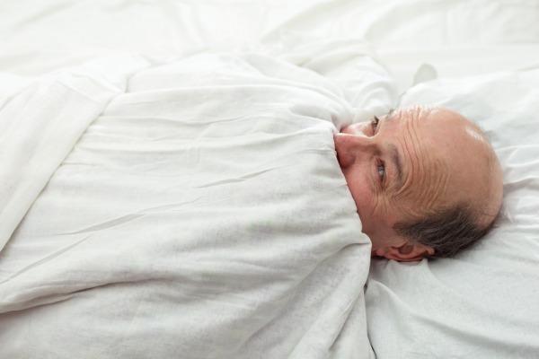 Недостаток сна Телетерапевт